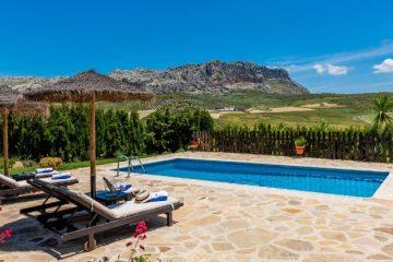 Die 10 besten Ferienhäuser mit Privatsphäre in Andalusien