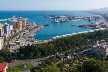 Le temps à Malaga