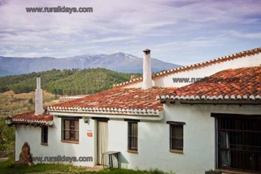 Holiday home suitable for a couple with WiFi in Guadix - pets allowed