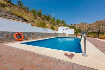 Finca in Hügellandschaft von Taberno, Almería