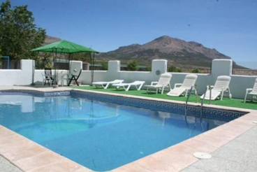 Casa de vacaciones para grupos en la provincia de Almería