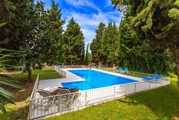 Elegante villa omgeven door natuur - perfect voor families