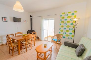 Gemütliches Apartment für vier Personen in Strandnähe in Níjar