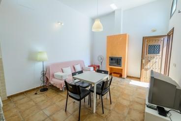 Strandnahes Appartement mit Platz für zwei Personen an der Küste Almerias