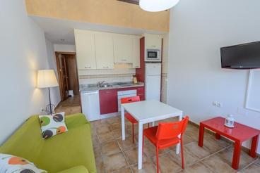 Strandnahes Appartement für einen romantischen Urlaub an der Küste Almerias