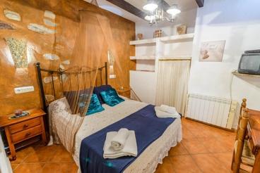 Acogedora casa de vacaciones para 2 personas con Jacuzzi