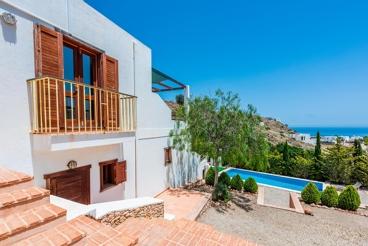 Ferienhaus in beeindruckender Umgebung des Cabo de Gata