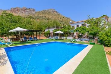 Villa in geweldig berglandschap - perfect voor groepen