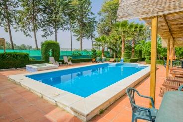 Gezellige vakantievilla met 4 slaapkamers op 12 km van Antequera
