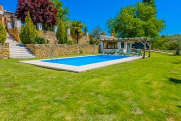 Traditional three-bedroom villa located in Ronda