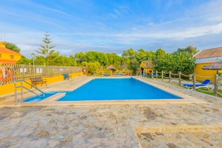 Villa Barbate - Zahora, Cadix