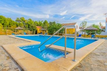 Coqueta casa de vacaciones para 4 personas en Barbate