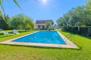 Schitterende villa met prachtige tuin