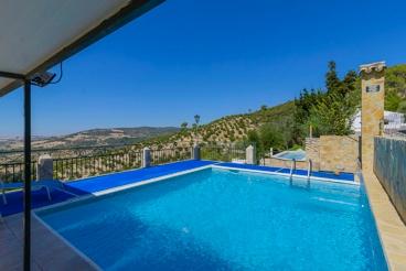 Knus vakantiehuis met indrukwekkend bergzicht
