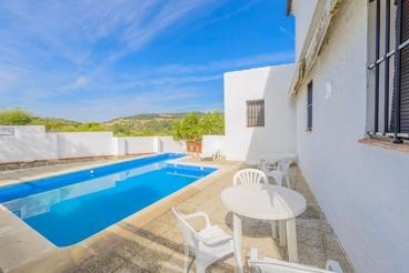 Gezellig vakantiehuis met airco in de provincie Cádiz - ideaal voor stellen