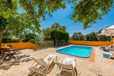 Casa de vacaciones ideal para grupos en la Sierra Sur de Sevilla