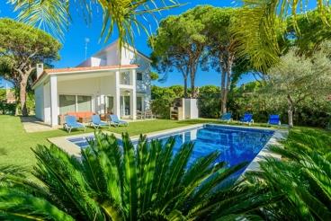 Moderna villa de lujo con todas las comodidades muy cerca de la playa