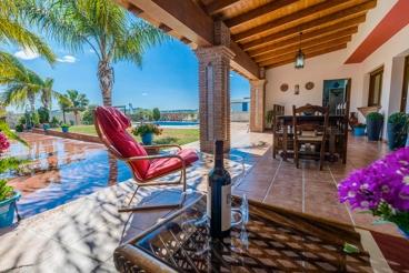 Charming luxury villa near the beach in Mijas