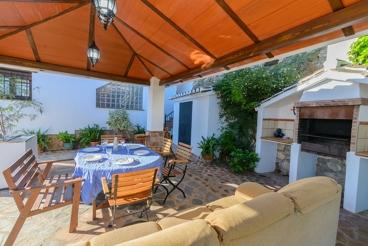 Fantastisch Andalusisch huis met barbeque - ideaal voor groepen