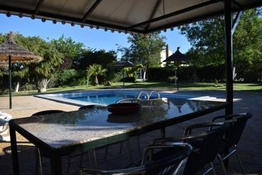 Großes Ferienhaus für 20 Personen in der wunderschönen Natur der Sierra de Cádiz