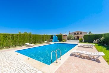 Vakantiehuis met een groot zwembad in de provincie Jaén - Ideaal voor groepen