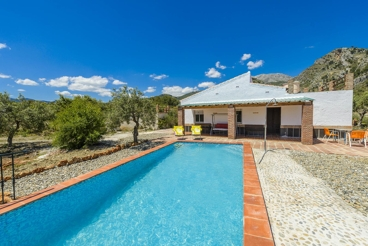 Holiday villa all comfort for 6 people in Malaga province
