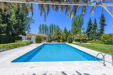 Holiday villa with unique features in Ubeda