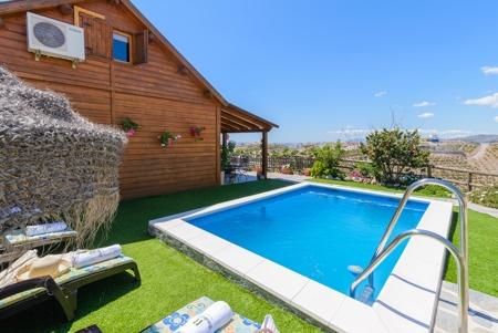 Casa Rural Almayate Alto, Málaga