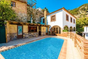Mooie villa met alle comfort in de Sierra de las Nieves