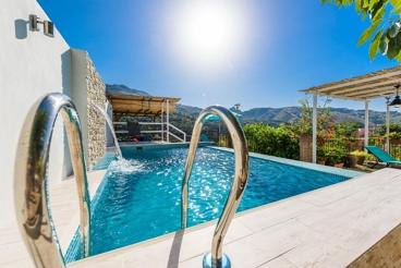 Charming holiday villa with unique design