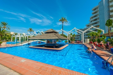 Holiday studio flat on the Costa del Sol