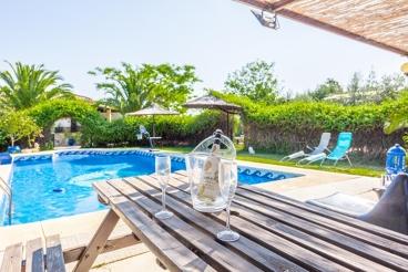 Casa rural con WiFi y amplios exteriores - privacidad garantizada