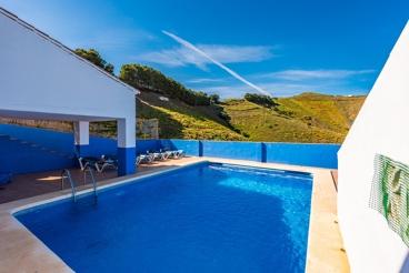 Villa in het hart van Andalusië - ideaal voor groepen