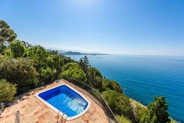 Vakantiebungalow aan zee met WiFi aan de Costa Tropical