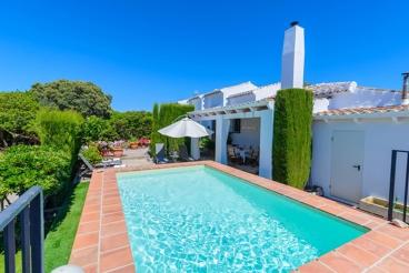 Villa with panoramic views, near Malaga