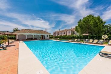 Ferienhaus in gepflegter Anlage mit Freizeitaktivitäten