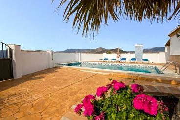 Rustig vakantiehuis vlakbij Málaga, ideaal voor natuurliefhebbers