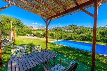 Gezellig vakantiehuis voor 4 personen in de buurt van het strand in Frigiliana