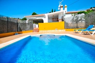 Preciosa casa rural con bonitas vistas y amplia terraza