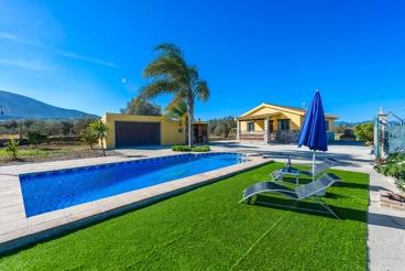 Extraordinaire Villa tout confort avec jardin