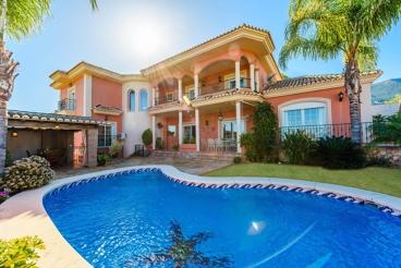 Marvellous villa close to Costa del Sol