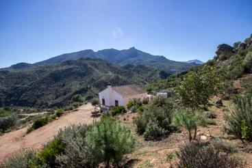 Bonita casa de vacaciones para seis personas en Ardales