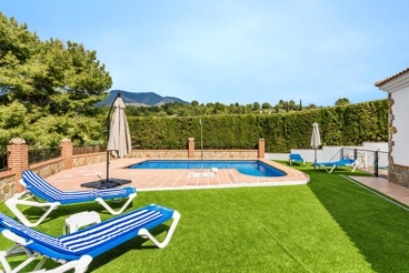 Villa exceptionnelle avec jardin