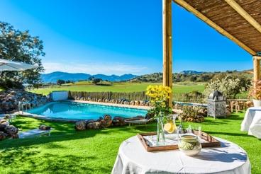 Majestic luxury villa with dreamlike features