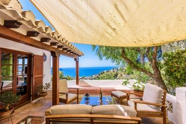 Spectaculaire vakantievilla in Granada provincie, met een gezellige indoor-lounge