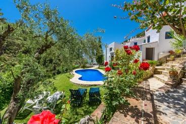 Espectacular casa rural con encanto andaluz en Frigiliana