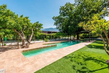 Pretty holiday villa in Almeria province