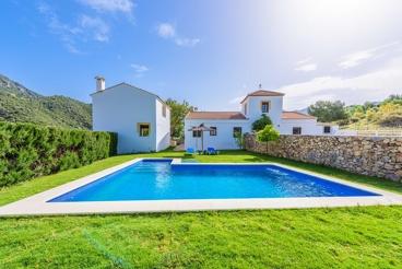 Bijzonder mooie villa in de Sierra de Cadiz
