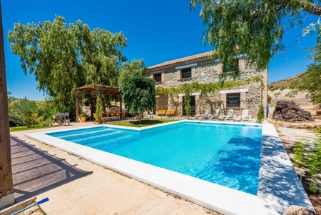 Vakantiehuis Oria, Almeria