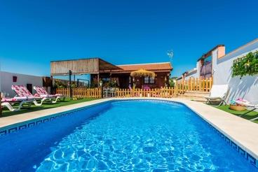 Bonita casa de vacaciones muy cerca del Caminito del Rey